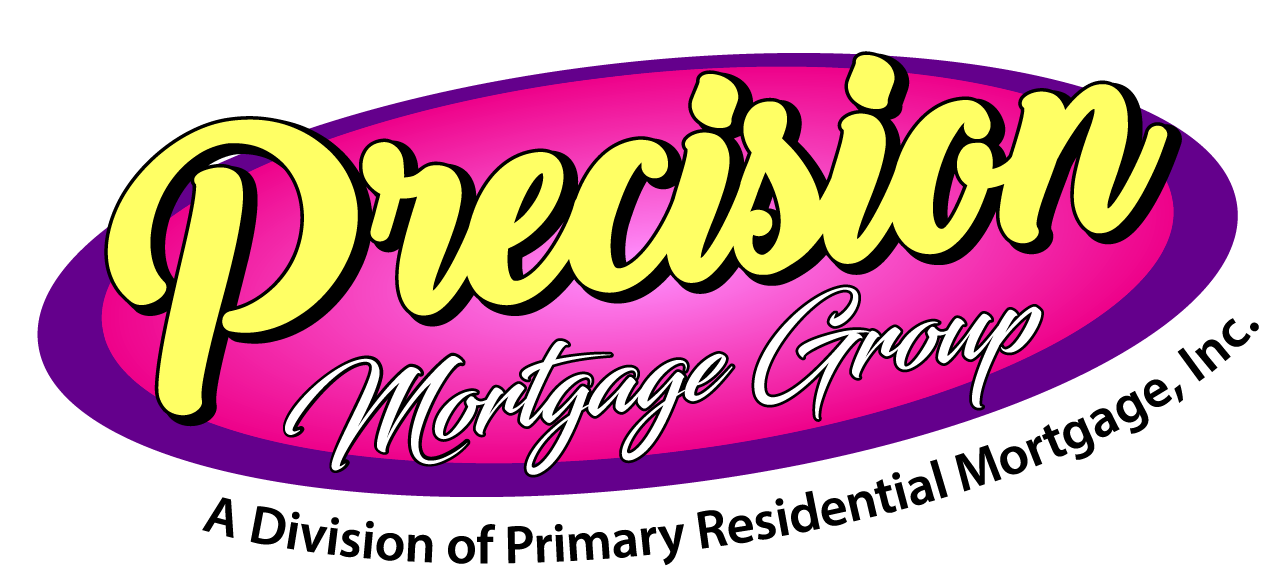 Precision Mortgage Group - DBA Logo